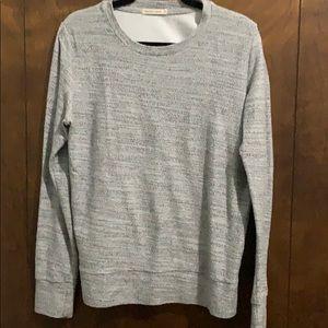 Grey Marine Crewneck Sweatshirt